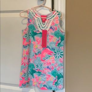 Lilly Pulitzer Mini Harper Shift Magical Mary